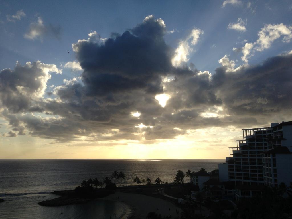 2016 Koolina Sunset