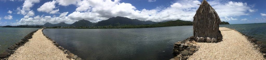 2017 Heeia Kea Fish Pond and Hale