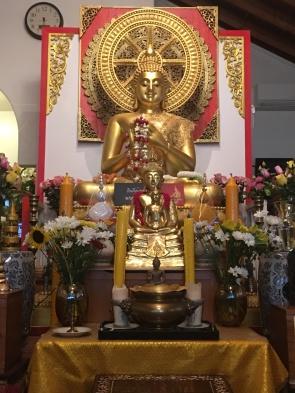 2017 Thai Buddhist Temple of Hawaii