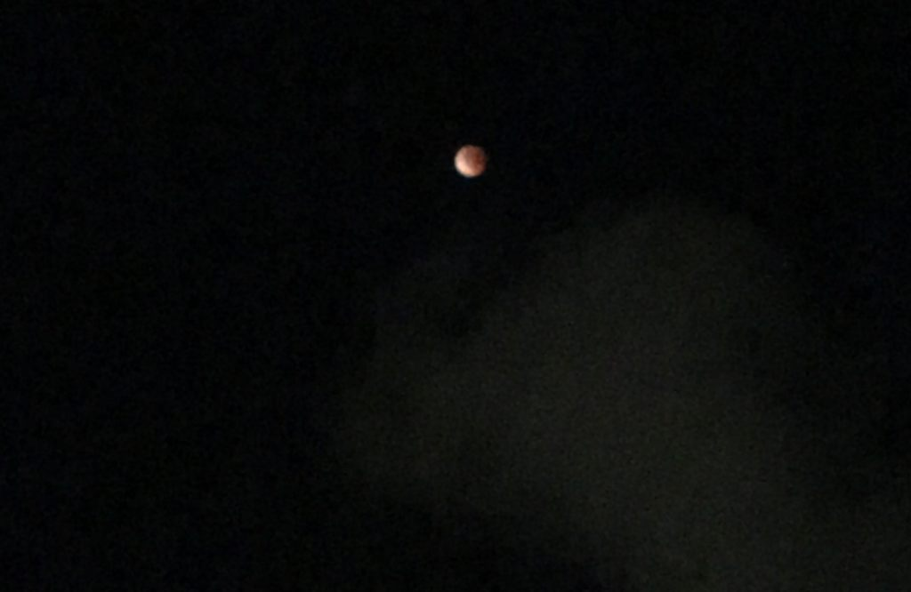2018 Super Blue Blood Moon