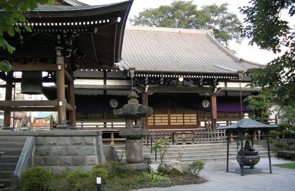 Saiunji Temple, Kawagoe, Saitama, Japan