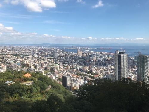 2018 - Overlooking Kobe, Japan